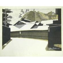 Soseki Komori: Snow Scene - Japanese Art Open Database