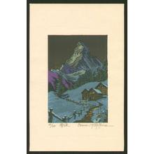 両角修: Freezing Night - Japanese Art Open Database