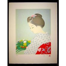 Takagi Yoshio: Bijin - Japanese Art Open Database