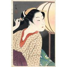 Takane Koji: Lesser cuckoo — 杜鵑 - Japanese Art Open Database