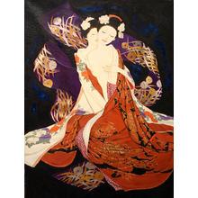 Takasawa Keiichi: Evening of Silk — 絹の夜 - Japanese Art Open Database