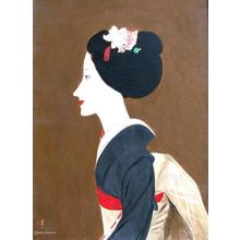 Takasawa Keiichi: Maiko — 舞妓 - Japanese Art Open Database