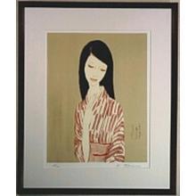 Takasawa Keiichi: Sad Love — 哀しい恋 - Japanese Art Open Database