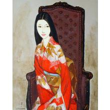 Takasawa Keiichi: Sunday Best — 晴着 - Japanese Art Open Database