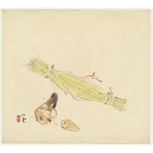 Takeuchi Seiho: Still-life with Yams - Japanese Art Open Database