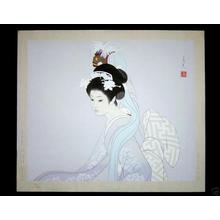 Tatsumi Shimura: Kagami-Jishi - Japanese Art Open Database