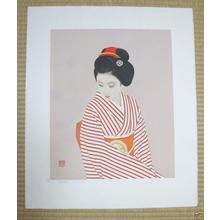 Tatsumi Shimura: Maiko - Japanese Art Open Database