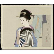 Tatsumi Shimura: Haori- Japanese Formal Coat - Japanese Art Open Database