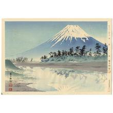 Tokuriki Tomikichiro: Tago bay - Japanese Art Open Database