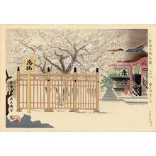 Tokuriki Tomikichiro: Tenmagu Shrine, Osaka — 天満宮 - Japanese Art Open Database