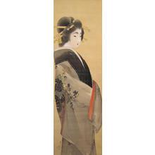 富岡英泉: Bijin 1 - Japanese Art Open Database