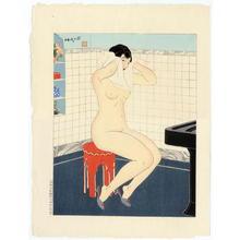 Ishikawa Toraji: Morning - Japanese Art Open Database