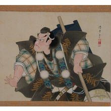 鳥居清忠: Kanjincho - Japanese Art Open Database