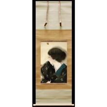 鳥居言人: In Late Autumn - Japanese Art Open Database