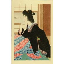 Torii Kotondo: Snow (Yuki) — 雪 - Japanese Art Open Database