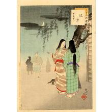 Mizuno Toshikata: Streetwalkers — 辻君 - Japanese Art Open Database