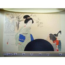 Mizuno Toshikata: Kouben Hakuen - Japanese Art Open Database