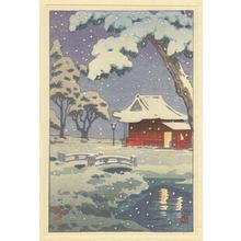 Tsuchiya Koitsu: Bishuu Handa - Japanese Art Open Database