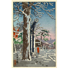 風光礼讃: Yushima Tenjin Shrine - Japanese Art Open Database