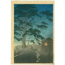 Tsuruoka Kakunen: Carmel Highland- California - Japanese Art Open Database