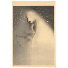 Uemura Shoen: Female Ghost - Japanese Art Open Database