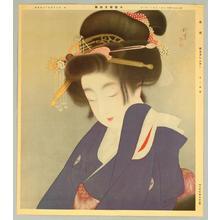 Uemura Shoen: Long Night - Japanese Art Open Database