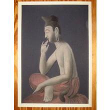 Unknown: Seated Buddha - Japanese Art Open Database