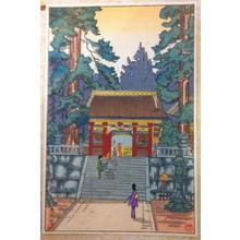 Unknown: Toshogu Shrine — 東照宮 - Japanese Art Open Database