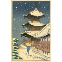 Unknown: Unknown temple - Japanese Art Open Database