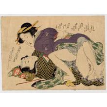 Utagawa School: Shunga, Chuban - Japanese Art Open Database