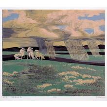 Wu Enqi: After the rain - Japanese Art Open Database