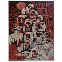 Wu Enqi: Feelings for the north - Japanese Art Open Database