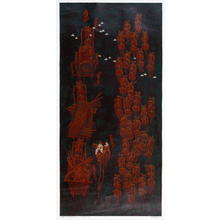 Wu Enqi: To where the sun rise - Japanese Art Open Database