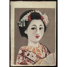 日下賢二: Unknown, bijin - Japanese Art Open Database