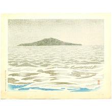 Yamaguchi Hoshun: Squall over the Ocean - Japanese Art Open Database