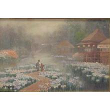 Yokouchi G: Iris Garden - Japanese Art Open Database