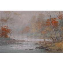 Yokouchi G: River in Autumn - Japanese Art Open Database