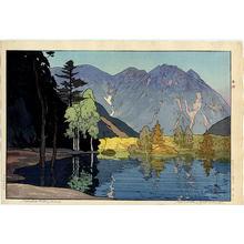 Yoshida Hiroshi: Hotakayama- Hodakayama - Japanese Art Open Database