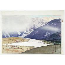 Yoshida Hiroshi: Tateyama Betsuzan - Japanese Art Open Database