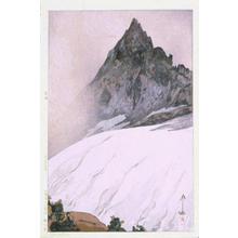 吉田博: Yarigatake - Japanese Art Open Database