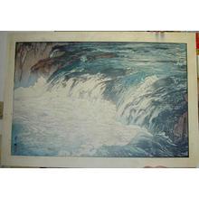 Yoshida Hiroshi: Rapids - Japanese Art Open Database