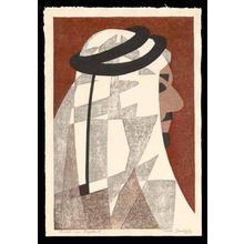吉田遠志: Arab in Bagdad - Japanese Art Open Database