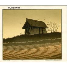 Yoshida Tsukasa: Wind - Japanese Art Open Database