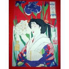 Tsukioka Yoshitoshi: Shoukenkoutaigou- Empress dowager — 昭憲皇太后 - Japanese Art Open Database