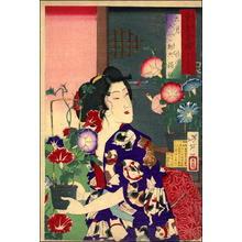 月岡芳年: June - Japanese Art Open Database