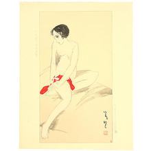 Takehisa Yumeji: Beauty 1 - Japanese Art Open Database