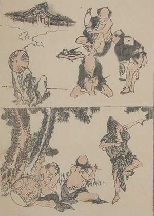 Katsushika Hokusai: - Ronin Gallery