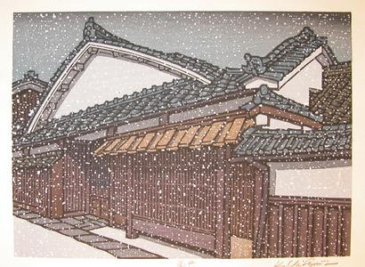 Nishijima: Snow Flower - Ronin Gallery