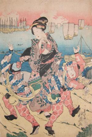 Hokuei: Festival - Ronin Gallery