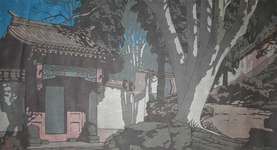 Kendall H. Brown: Night - Ronin Gallery
